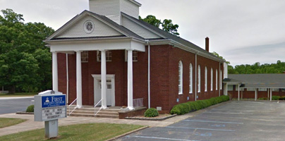First Baptist Church of Travelers Rest
